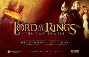 Lord of the Rings : The Two Towers Deck Building Game